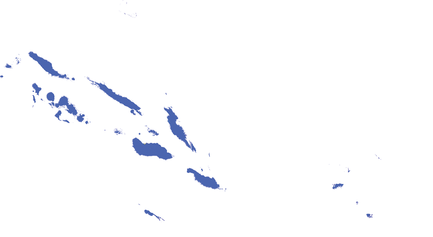 Solomon Islands - Number and distribution of pregnancies (2012)