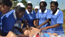 Midwives are Key to Fewer Maternal Deaths