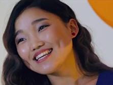 Orange the World, a Mongolian music video